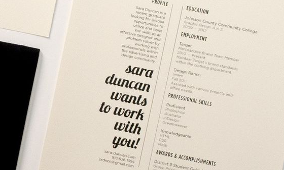 resume design tips for your cv onepixelout